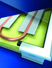 Thermic vlakglas vlakke plaat zonnecollectoren