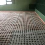 Duurzaam Hotel met droogbouw vloerverwarming variokomp variotherm