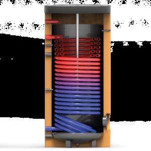 HL-TWS-1w tapwater boiler voor warmtepomp
