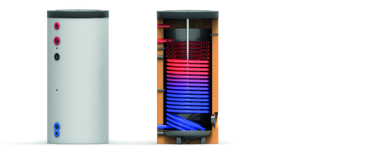 Tapwaterboiler HL-TWS-1W