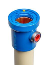 Bovenkant Technea douchepijp-wtw Shower HR Tube 1-21