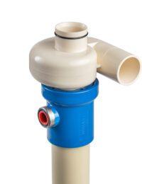 Rotator Technea douchepijp-wtw Shower HR Tube 1-21